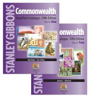 SG Commonwealth Simplified Stamp Cataloque  2018