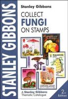 SG Collect funghi on stamps edition 1997