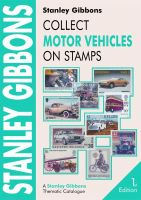 SG collect motor vehicles on stamps edition 2004